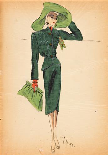 DU BARRY FASHION STUDIOS (active 1940s to 1960s) Ladies Fashion. * Childrens Fashion. [TRADE CATALOGUE / CLOTHING]