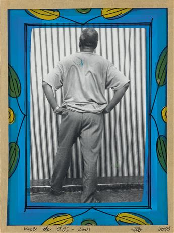 MALICK-SIDIBÉ-(1936-2016)-Installation-of-38-exuberant-photo