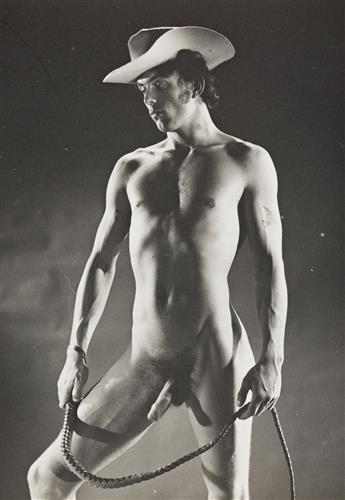 BRUCE BELLAS (BRUCE OF LOS ANGELES) (1909-1974) A selection of approximately 79 dynamic photographs from Bruce of L.A.