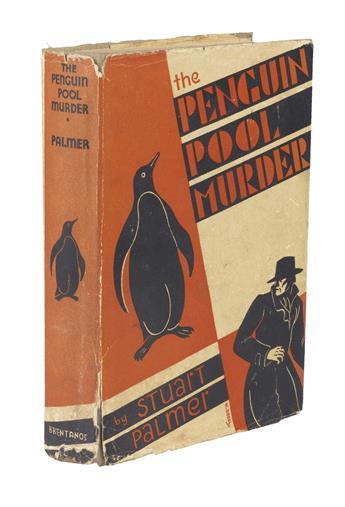 PALMER, STUART. The Penguin Pool Murder.