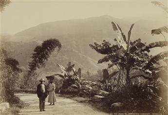 (19th-CENTURY--JAMAICA)-An-album-with-24-photographs-of-the-