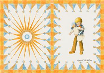 WILLIAM PÈNE DU BOIS (1916-1993) William's Doll. [CHILDRENS / GENDER]