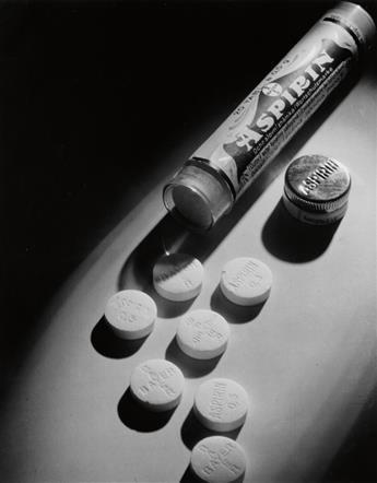 JAROSLAV ROSSLER (1902-1990) Bayer Aspirin * Stérogyl, Vitamine D.