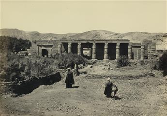 FRANCIS-FRITH-(1822-1898)-Suite-of-22-photographs-from-Egypt
