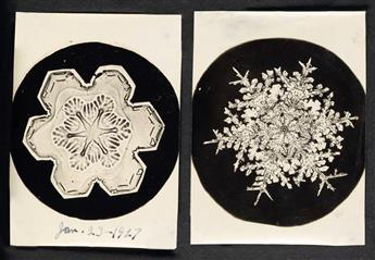 WILSON-A-BENTLEY-(1865-1931)-An-album-with-25-photographs-of