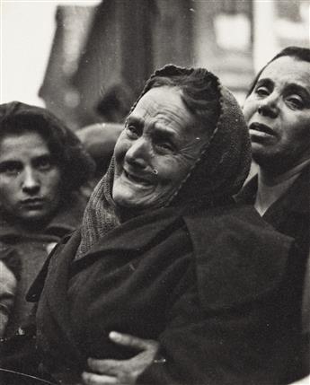 CONSUELO KANAGA (1894-1978) Fire.