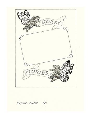 EDWARD-GOREY-Gorey-Stories-Playbill-cover-sketch-mock-up