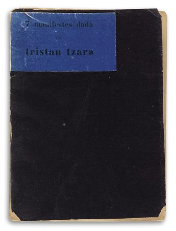 TZARA-TRISTAN-Sept-Manifestes-Dada