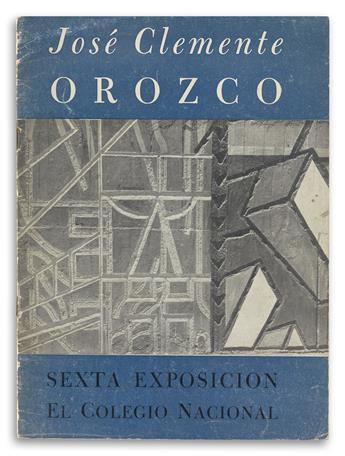 OROZCO--BRAVO-Sexta-Exposicion-el-Colegio-Nacional-de-Obras-