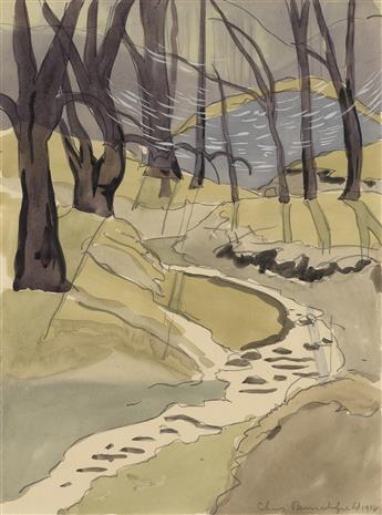 CHARLES-BURCHFIELD-Brook