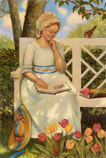 DAN-ANDREASEN-Felicity-Reading