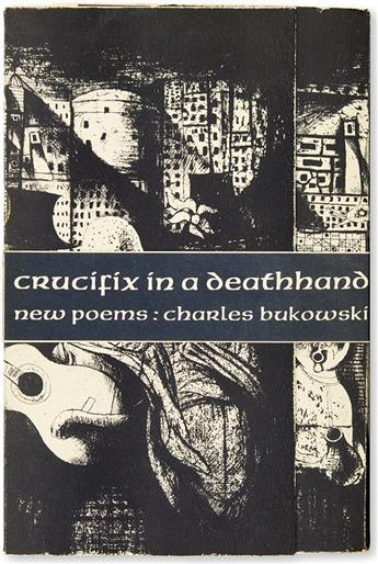 BUKOWSKI-CHARLES-It-Catches-My-Heart-in-Its-Hands-New--Selec