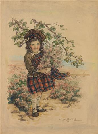 CLARA-MILLER-BURD-A-Young-Scottish-Lass