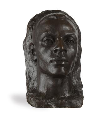 RICHMOND BARTHÉ (1901 - 1989) The Negro Looks Ahead.