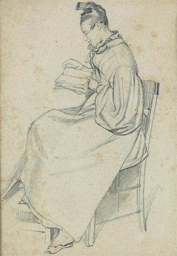 PAUL-GAVARNI-(Paris-1804-1866-Neuilly-Auteuil-Passy)-Collect