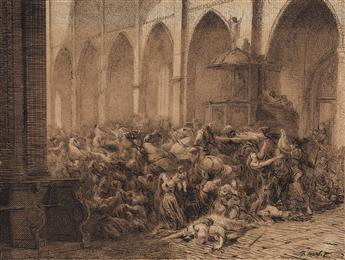 JOSEPH-NAVLET-(Châlons-en-Champagne-1821-1889-Paris)-Three-p