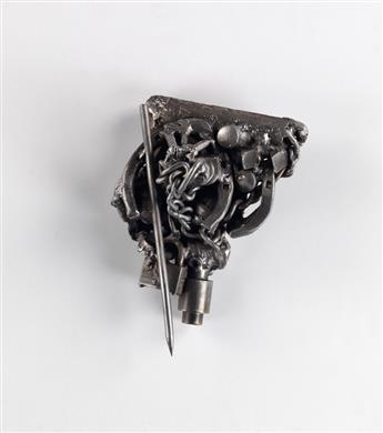 MELVIN EDWARDS (1937 -   ) OWWA Maya.