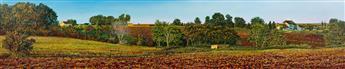 HAROLD GREGOR Illinois Landscape #133.