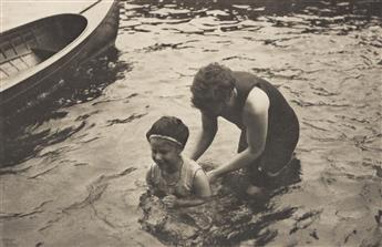 ALFRED STIEGLITZ (1864-1946) A selection of 5 choice photogravures from Camera Work Number 36.