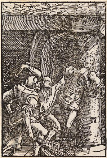 ALBRECHT ALTDORFER The Fall and Salvation of Mankind Through the Life and Passion of Christ.
