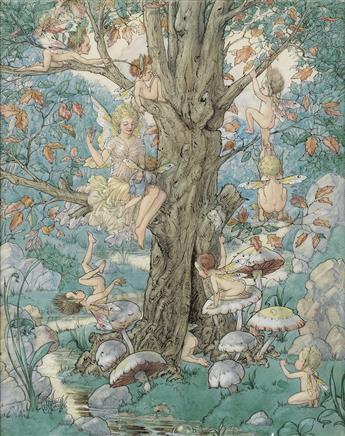 HAROLD GAZE. The Fairy Tree.