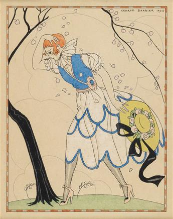 GEORGE-BARBIER-Bonwit-Teller-invitation