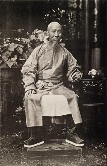 JOHN THOMSON. Illustrations of China and its People. Volumes I and II.