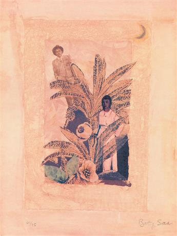 BETYE-SAAR-(1926-----)-Bookmarks-in-the-Pages-of-Life