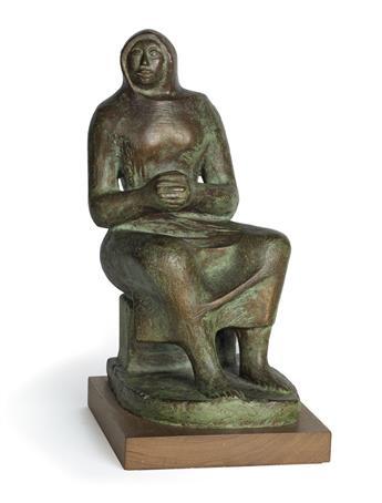 ELIZABETH CATLETT (1915 - 2012) Rebozo IV.