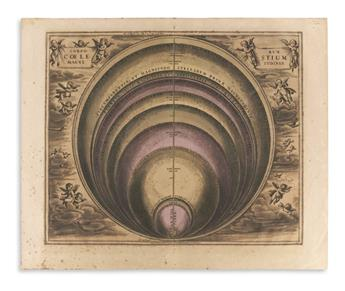 (CELESTIAL.) Cellarius, Andreas. Corporum Coelesti