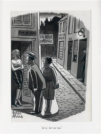 PETER ARNO. Weve Lost Our Tour.