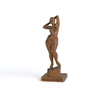 LESLIE GARLAND BOLLING (1898 - 1955) Beautiful Womanhood.
