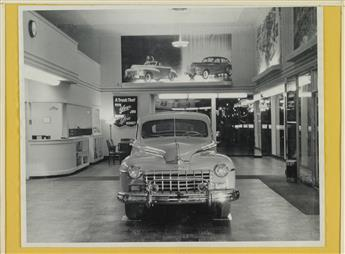 (CARS--DODGE)-Album-with-32-photographs-entitled-Conway-Jalo