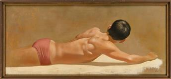 ROBERT-BLISS-Reclining-Bather
