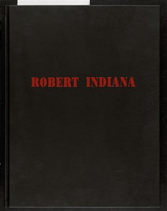 ROBERT INDIANA The American Dream.