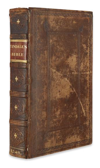 BIBLE-IN-ENGLISH--The-Byble--1549--Lacks-all-before-1-Kings-