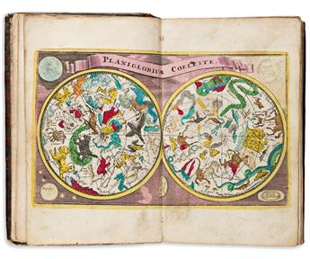 WEIGEL, JOHANN CHRISTOPH. Atlas Portatilis, oder Compendieuse Vorstellung der Ganzen Welt, in Einer Kleinen Cosmographie.
