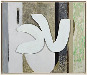 JUDITH ROTHSCHILD (1921 - 1993, AMERICAN) Grey Eidolon.