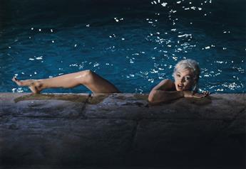 LAWRENCE SCHILLER (1936- ) Portfolio entitled Marilyn 12.