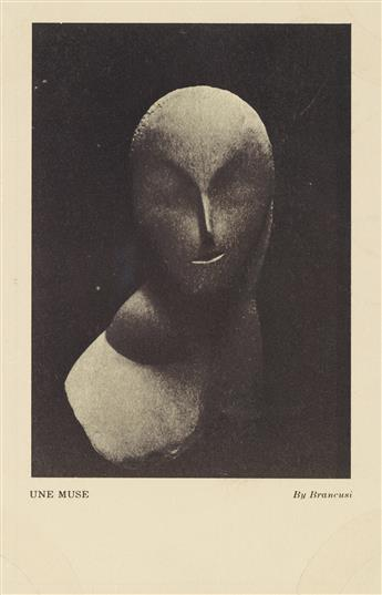 (1913 ARMORY SHOW) A historical and comprehenseive suite of 33 printed postcards highlighting a range of magnificent artworks exhibited