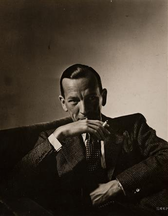 HORST P. HORST (1904 - 1999) Noël Coward, Paris.