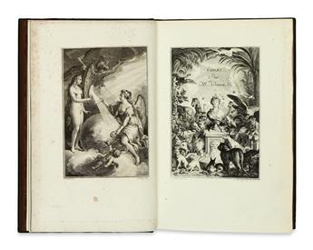 DORAT-CLAUDE-JOSEPH--Fables-Nouvelles--2-vols-in-one--1773[-