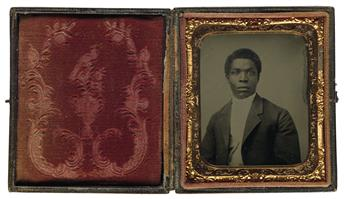 (CASED-IMAGES--AFRICAN-AMERICANS)-A-group-of-three-sixth-pla