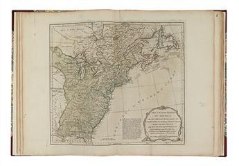 JEFFERYS-THOMAS;-SAYER-R;-and-BENNETT-J-The-American-Atlas-o