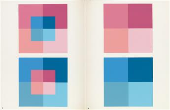 JOSEF ALBERS Interaction of Color.