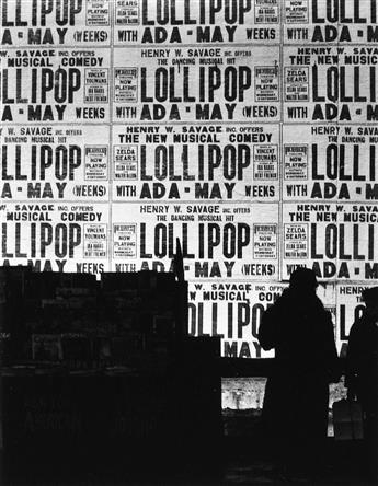 RALPH STEINER (1899-1986) Ten Photographs from the Twenties and Thirties & One From the Seventies.