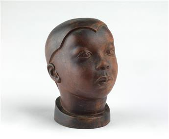 SARGENT JOHNSON (1888 - 1967) Untitled (Sammy).