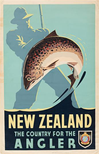 Leonard-Cornwall-Mitchell-(1901-1971)--NEW-ZEALAND--THE-COUN