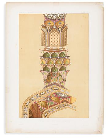 Coste, Pascal Xavier (1787-1879) Monuments Moderne