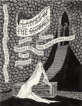 EDWARD GOREY. Ladies of the Gothics.